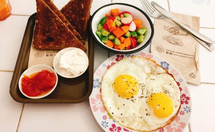Top 10 Breakfasts In and AroundJerusalem