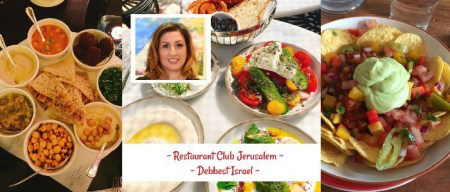 Press Exposure for Restaurant Club Jerusalem and Israel
