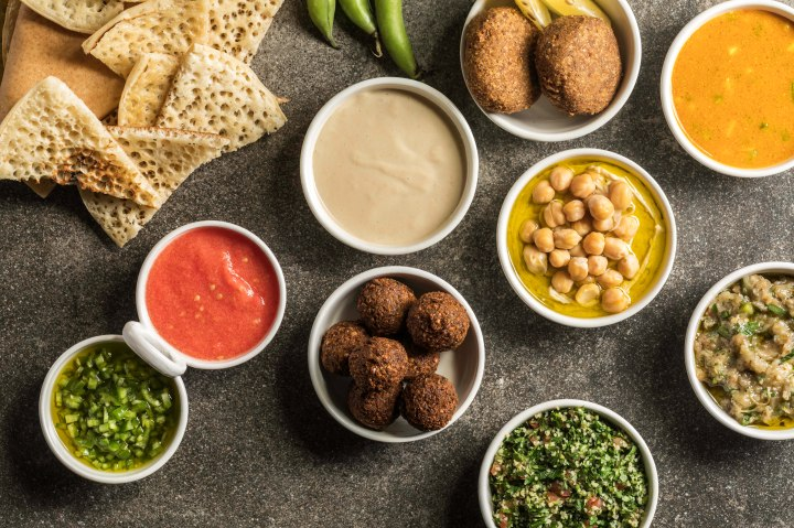 Scala Offers Authentic Jerusalem Food in a HotelSurrounding