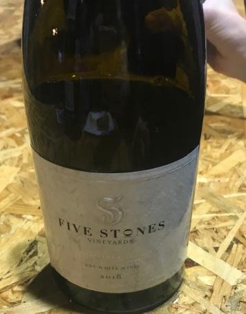 Five Stones Vineyards-Nobility-2014-White-Kosher-Israel