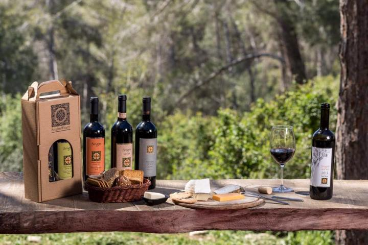 Srigim Winery-Mateh Yehuda-Israel