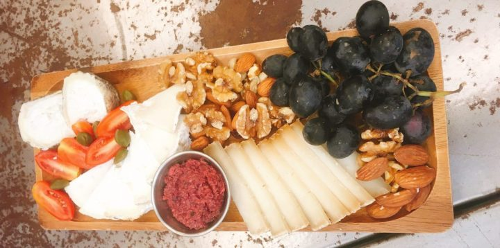 Jezreel Valley Winery-Cheese Platter-Kosher-Galil