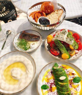Breakfast.VillaBrown.Jerusalem.Kosher