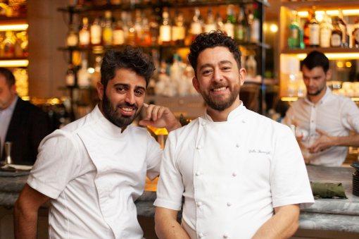 Open-Restaurants 2019.Lello Favuzzi.Moshiko Gamliel.Mona