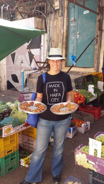 Haifa Shuk and Cook Tour