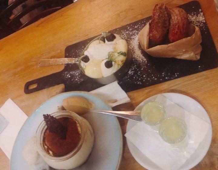 Desserts-Eataliano Dalla Costa-Haifa