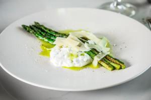 Yochi's Asparagus-Lux13-Restaurant-Haifa